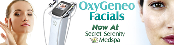 oxygeneo facials header